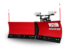 For over 60 years WESTERN® has been leading the plow industry by providing top-quality snowplows and ice control equipment. For more than six decades the WESTERN brand has been the first choice for sn
